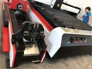 karbon keluli cnc serat laser memotong mesin cepat memotong penjimatan tenaga kelajuan