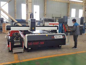 mesin pemotong laser aluminium lembaran aluminium untuk penukaran fotoelektrik