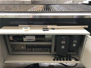 cnc metal cutting laser machine / pemotong laser serat optik