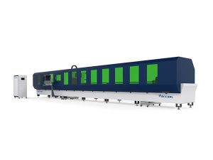 logam berkuasa tinggi mesin pemotong laser, peralatan serat laser ketepatan 0.003mm