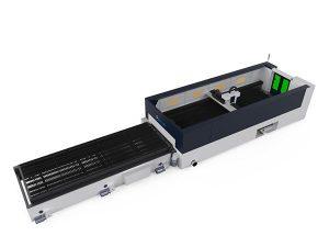 berketepatan tinggi logam serat laser memotong mesin 500w raycools memotong kepala