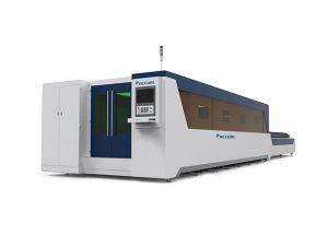 serat laser mesin pemotong tiub untuk keluli lembut / keluli tahan karat