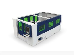 mini 500w serat laser pemotong mesin untuk tiub tertutup dan lembaran