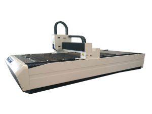 dikimpal bingkai laser pemotong rasuk mesin kuasa output yang tinggi dengan sistem penyingkiran debu