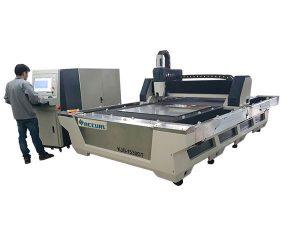 penuh serat cnc serat laser mesin pemotong 1000w 1080nm
