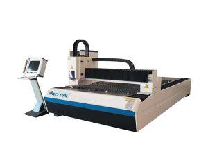air penyejukan mesin pemotong laser serat logam untuk pemotongan logam 1 - 3mm