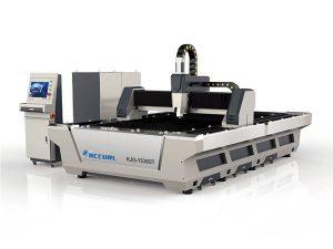 pengiklanan mesin pemotong laser automatik untuk pemprosesan lembaran logam