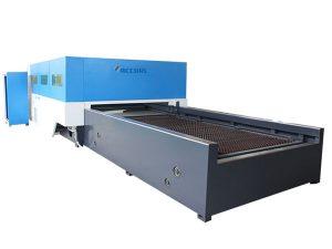 kelajuan tinggi lembaran logam cnc memotong mesin stabil z paksi pelacakan automatik