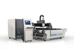Reka bentuk padat perindustrian mesin pemotong laser kelajuan pemotongan tinggi 380v
