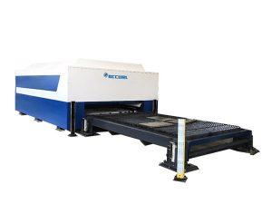 1000w logam serat paip mesin pemotong laser