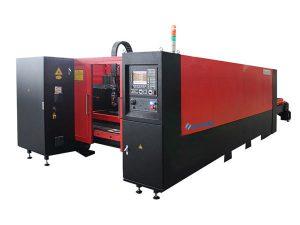 Mesin pemotong laser industri 1000w bunyi yang rendah ketepatan tinggi untuk pemotongan keluli karbon
