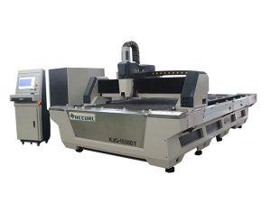 ketepatan tinggi mesin pemotong laser industri 1000w untuk pemotongan keluli karbon