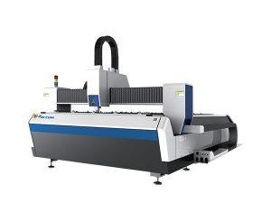 penggunaan dual cnc metal cutter laser, laser serat automatik cnc mesin
