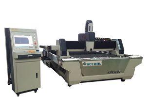 2000w serat pemotongan gear laser gear / rak penghantaran untuk tiub bulat
