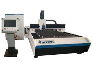 2000w / 3000w serat logam laser pemotong mesin ac380v sistem kawalan cypcut