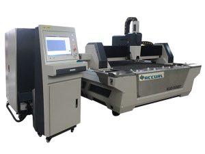 Cnc logam serat laser memotong mesin kelajuan pemotongan tinggi untuk keluli karbon