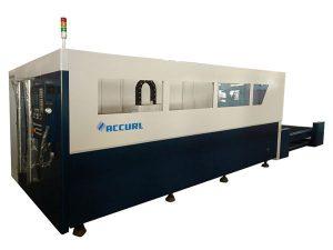 Mesin pemotong laser 700-2000w serat dengan penyejukan air