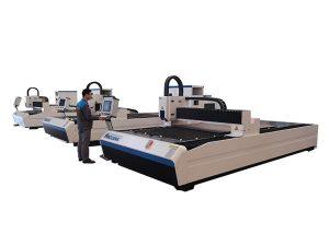 berketepatan tinggi ukiran laser mesin pemotong untuk ketebalan plat 5mm