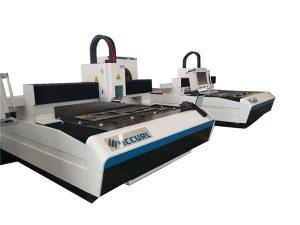 elektrik cnc laser pemotong tiub, mesin pemotongan tiub laser operasi mudah