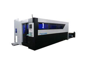 500w serat laser memotong mesin untuk keluli karbon