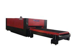 mesin pemotong laser pemotong air bersepadu dengan sistem kawalan cypcut